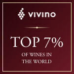 vivino award top 7 percent of wines in the world