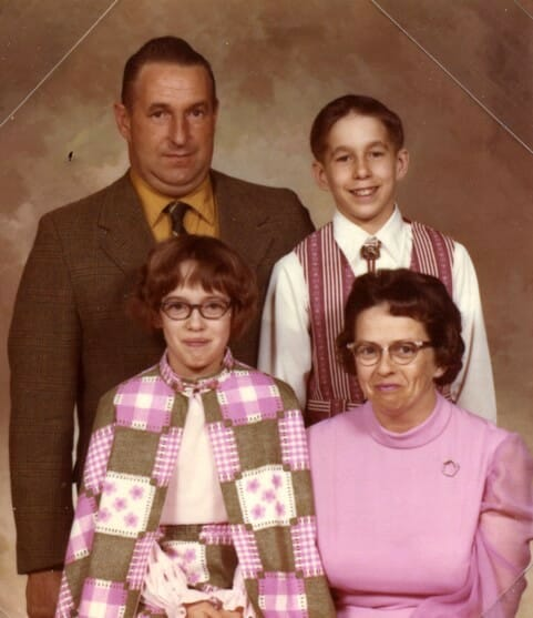 joseph car family photo