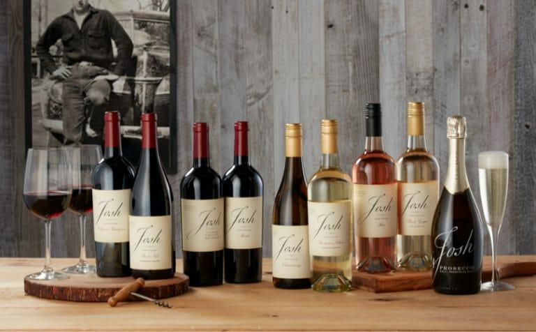 josh cellars wine portfolio